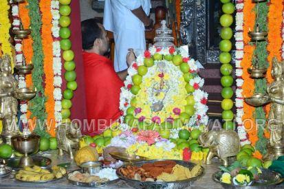 Hombuja-Jain-Math-Humcha-Navarathri-Dasara-Celebrations-Pooja-Day-03-0006