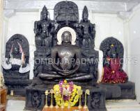 Hombuja-Jain-Math-Humcha-Navarathri-Dasara-Celebrations-Pooja-Day-03-0009