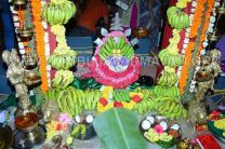 Hombuja-Jain-Math-Humcha-Navarathri-Dasara-Celebrations-Pooja-Day-04-0002
