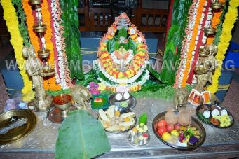 Hombuja-Jain-Math-Humcha-Navarathri-Dasara-Celebrations-Pooja-Day-05-0002