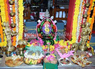 Hombuja-Jain-Math-Humcha-Navarathri-Dasara-Celebrations-Pooja-Day-06-0006