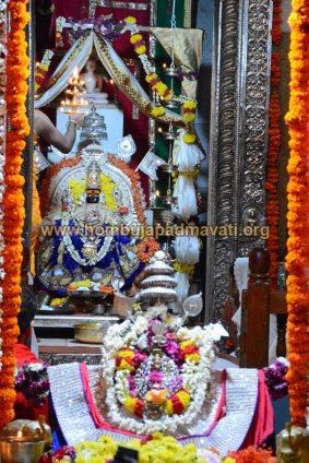 Hombuja-Jain-Math-Humcha-Navarathri-Dasara-Celebrations-Pooja-Day-07-0014