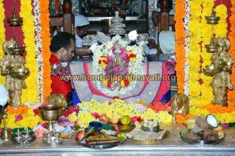 Hombuja-Jain-Math-Humcha-Navarathri-Dasara-Celebrations-Pooja-Day-07-0017