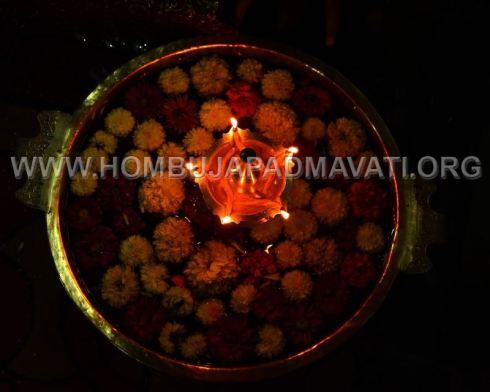 Hombuja-Humcha-Jain-Math-Deepawali-Lakshmi-Pooja-0006