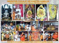 Hombuja-Jain-Math-Humcha-Navarathri-Dasara-Celebrations-Pooja-Day-10-Vijayadashami