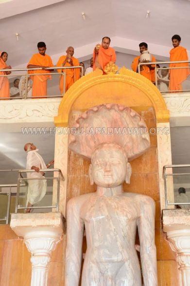 Guddadada-Parshwanath-Basadi-Jain-Temple-Abhisheka-Humcha-Hombuja-Jain-Math-18th-March-2018-0001