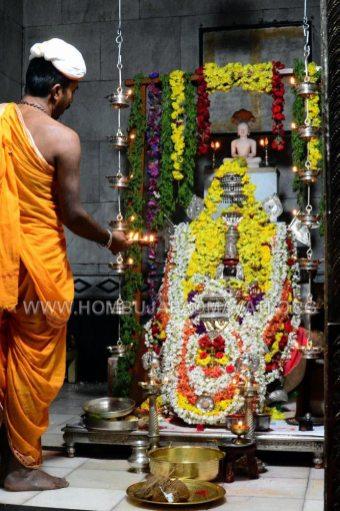 Hombuja-Humcha-Jain-Math-Rathyatra-Day-02-Simhavahanotsava-0004