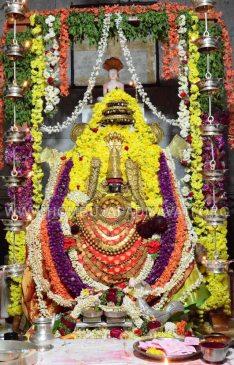Hombuja-Humcha-Jain-Math-Rathyatra-Evening-0020