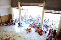 Humcha-Hombuja-Jain-Math-Rathotsava-Day-05-Guddada-Basadi-Parshwanath-Tirthankar-Abhisheka-0018