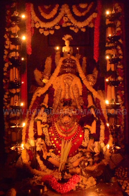 Hombuja-2018-Shravanamasa-Pooja-4th-Friday-07-09-2018-0021