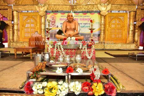 Acharya-Shanthisagar-Maharaj-Diksha-Shatamanotsava-Procession-Function-Aradhane-Humcha-Hombuja-Jain-Math-0007