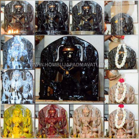 Acharya-Vardhamansagarji-Maharaj-Hombuja-Jain-Temples-Darshan-0004