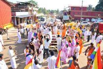 Acharya-Vardhamansagarji-Maharaj-Muni-Sangh-Hombuja-Jain-Math-Mangala-Pravesha-0018