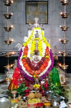 Acharya-Vardhamansagarji-Maharaj-Muni-Sangh-Hombuja-Jain-Math-Mangala-Pravesha-0030