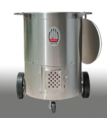 Homdoor Charcoal Stainless Steel Outdoor Home Tandoor Oven - 1