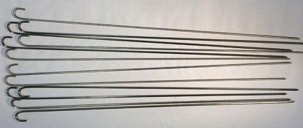 Stainless Steel Commercial Skewers