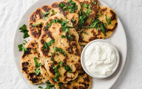 Gluten-free naan - Homdoor