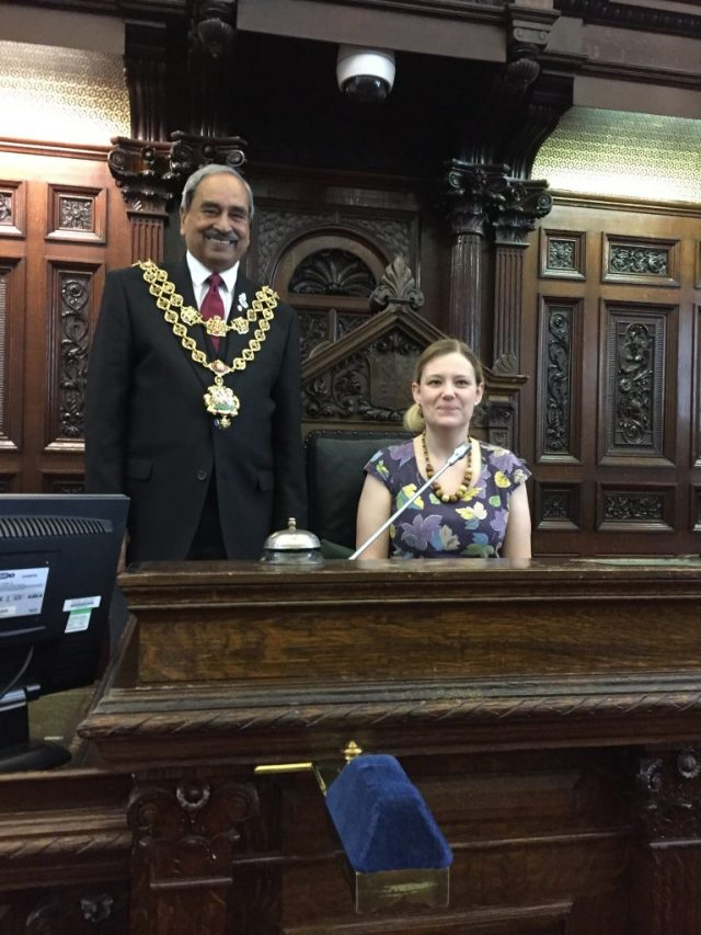 Our visit to meet the Lord Mayor of Birmingham | The Home Education Diaries