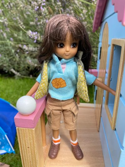 Imaginative Play with Lottie Dolls | The Home Education Diaries