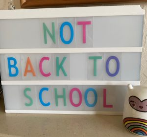 Our Not-Back-To-School Rituals | The Home Education Diaries