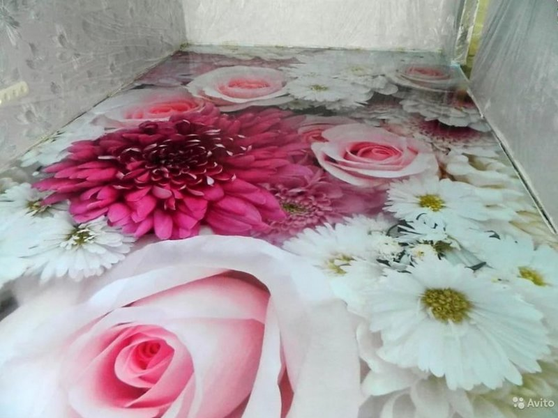 картинки 3д цветы