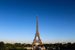 paris-エッフェル塔
