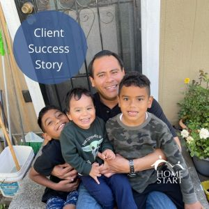 Client Success Story from Home Start Inc