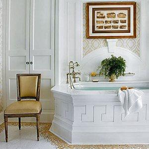ванная классика шик