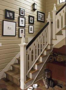 интерьер декорирование старого дома