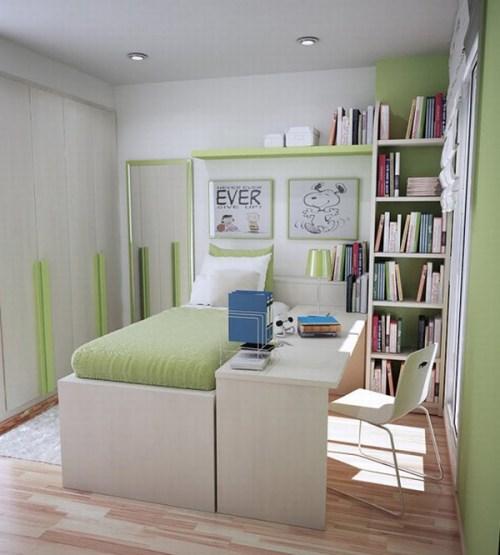 дизайн маленькой детской комнаты 1
