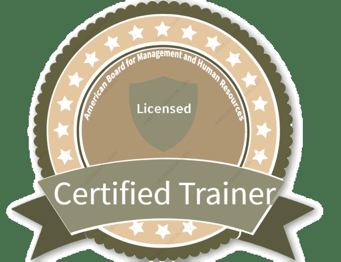CertifiedTrainerPin