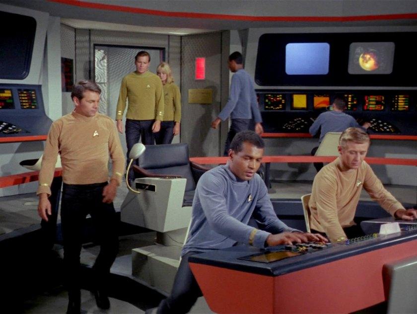 Enterprise Bridge from Where No Man has Gone Before