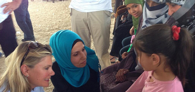 The undisclosed plight of refugee women