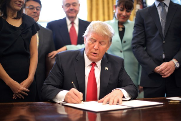 President Trump's first 100 days: Part I