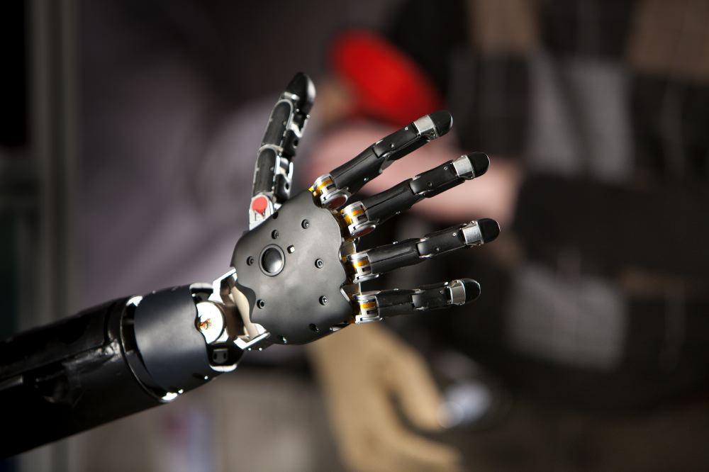 How prosthetics came to be