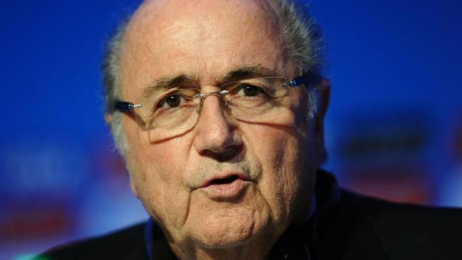 Image result for Ex-FIFA President, Sepp Blatter