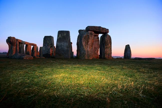 Haunted Britain Stonehenge
