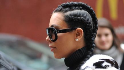 Kim Kardashians Boxer Braids Hair Trend How To Get The