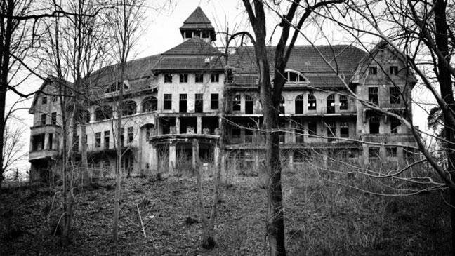 """Résultat de recherche d'images pour """"haunted place"""""""