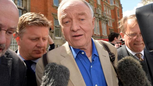 Image result for ken livingstone zionism latest