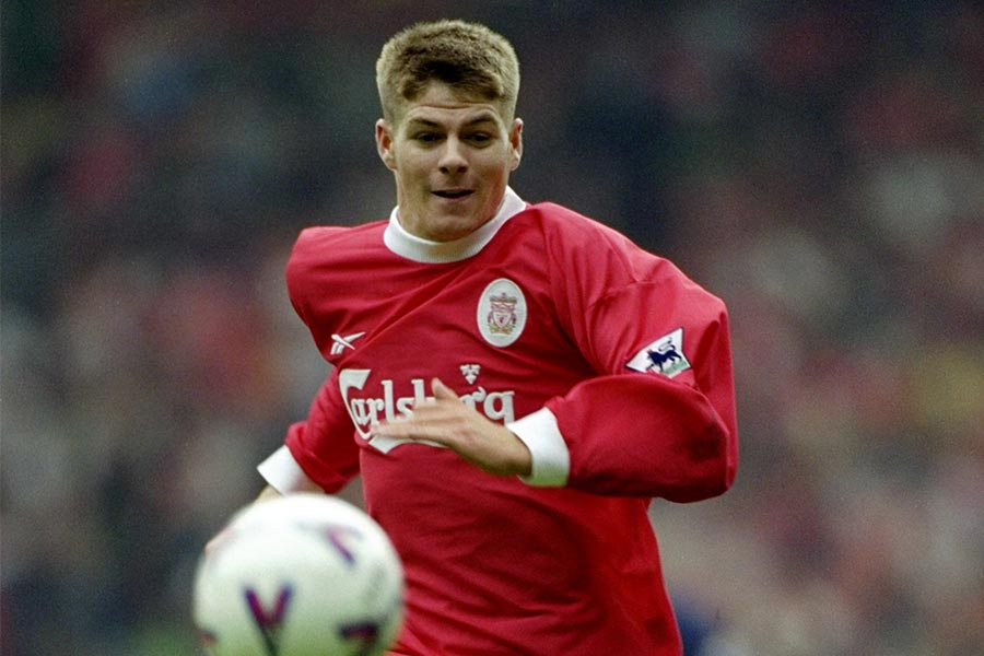 Image result for young gerrard