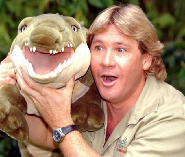 September   Crocodile Hunter Steve Irwin Killed By