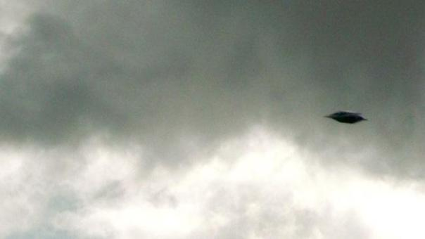foto OVNI tomada en Bristol (Especial)