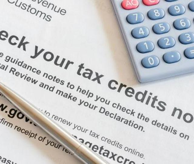 Working Tax Credits What Are They How Much You Can Get And How To Claim
