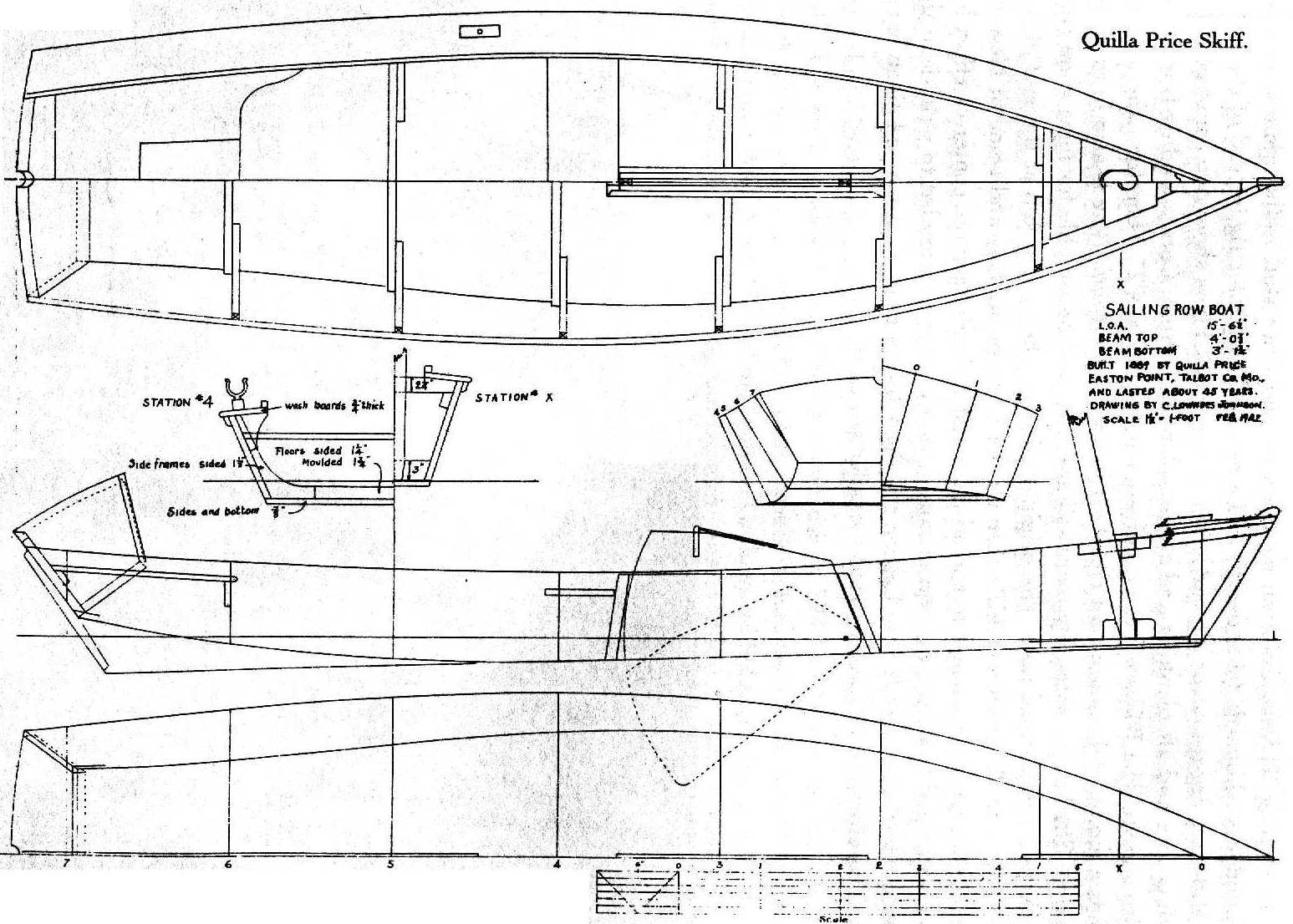 Free Boat Design Resources