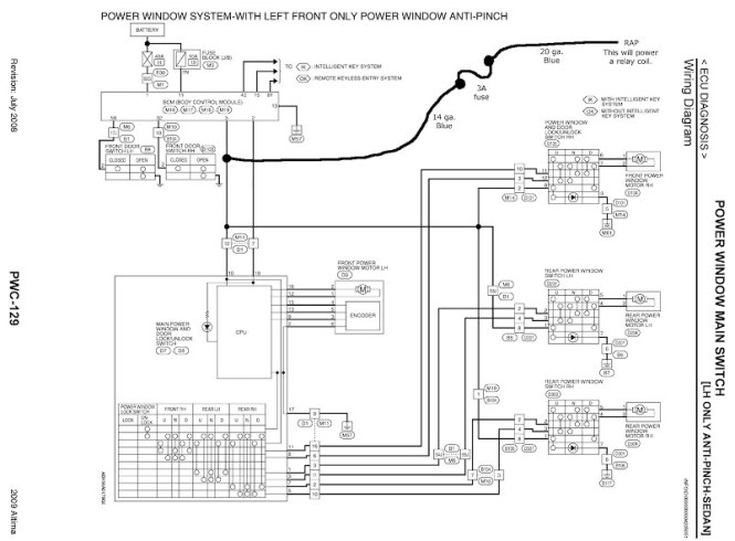 2008 nissan altima ignition wiring diagram wiring diagrams 2008 nissan altima alarm wiring diagram jodebal