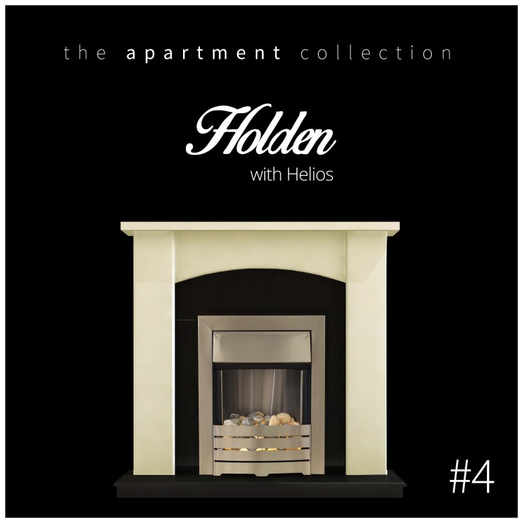 Holden Fireplace Suite