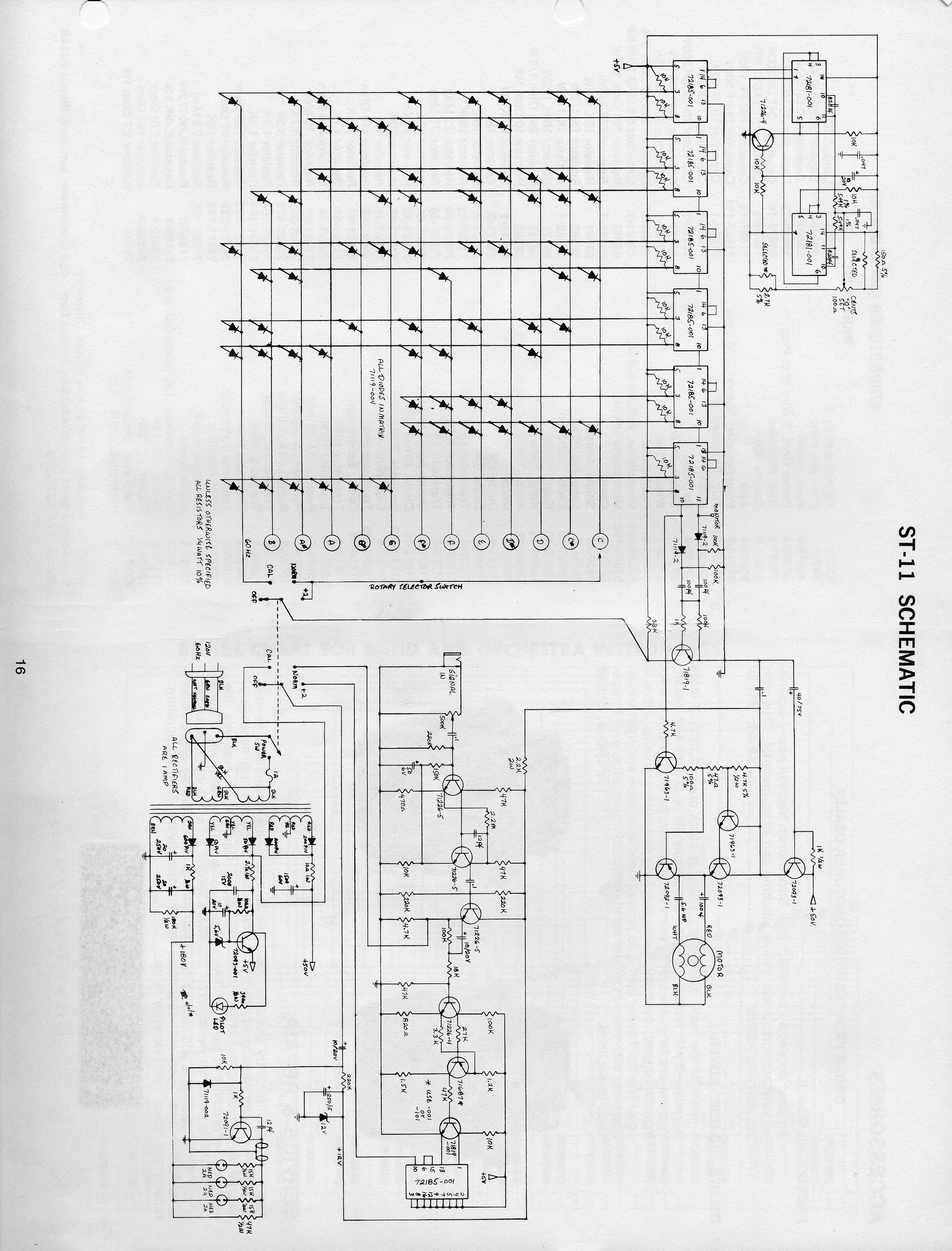 Fender Tweed Schematic | Wiring Diagram Database