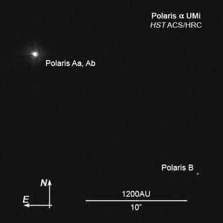 drievoudig systeem Polaris