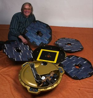 Colin Pillinger en de Beagle 2